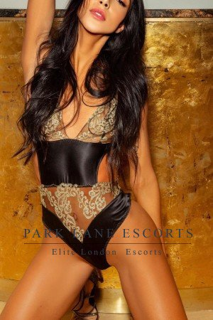 Super model escort Tessalya